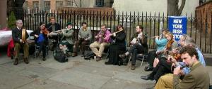 Washington Square Harp & Shamrock Orchestra